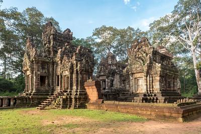Chau Say Tevoda, Angkor