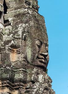 Stone Face, Bayon Temple