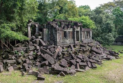 Beng Mealea Temple, Cambodia