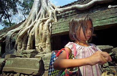 Ta Prohm, Angkor