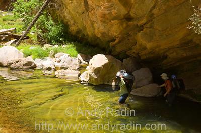 West Fork of Oak Creek, Sedona AZ