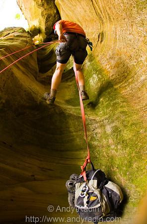 Barney Springs Canyon, Sedona AZ