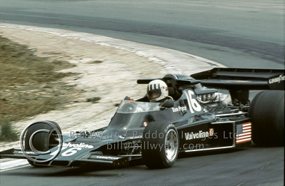 Tom Pryce Shadow DN5B