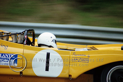John Foulston Can Am McClaren Brands 74