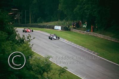 Stefan Johansson & Alboreto 1984