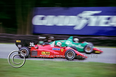 Arnoux and Patrese