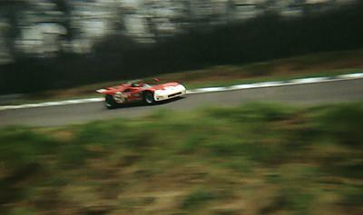 Alfa Romeo T71 of Andrea de Adamich