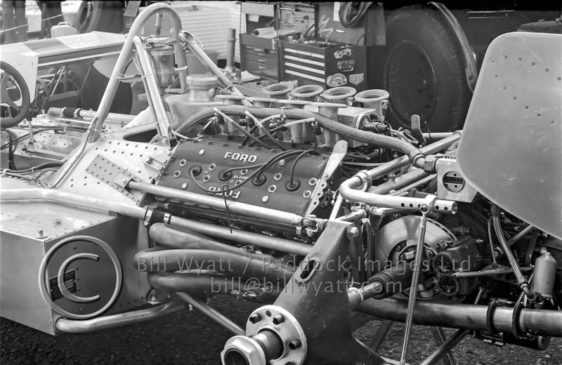 Cosworth DFV V8