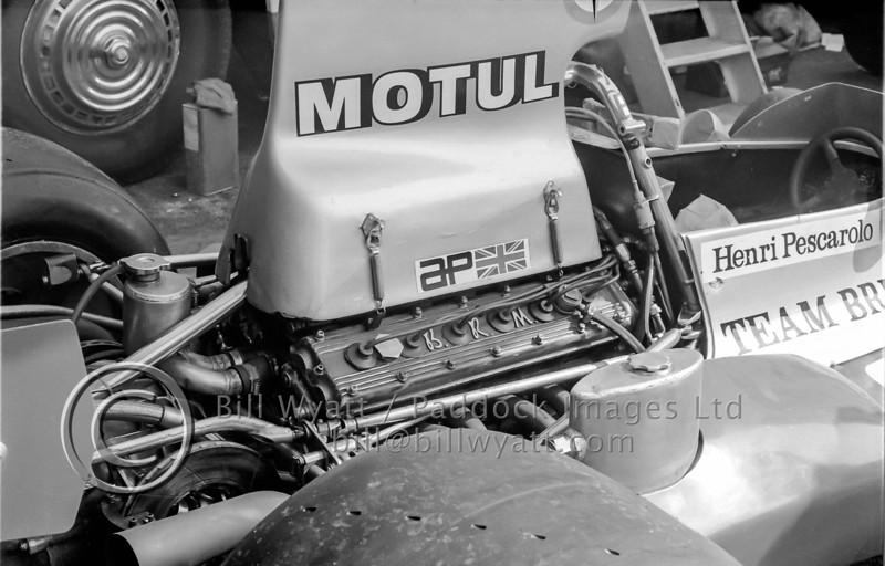 BRM V12