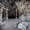 Inside an Old Wine Vat Shelter (Catalonia)