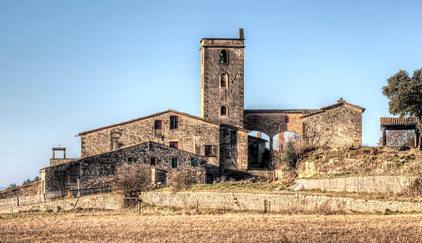 """Les Tapies"" Farm (Catalonia)"