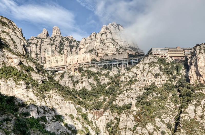 Montserrat Mountain (Catalonia)