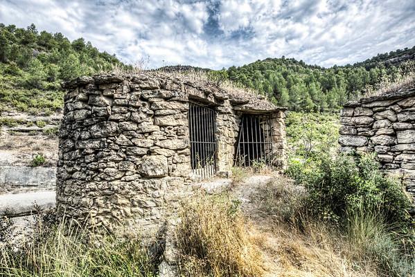 Ricardo's Wine Vats II (Catalonia)