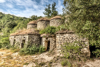Tosques Wine Vats (Catalonia)
