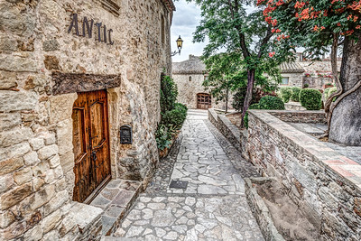 Pals Medieval Town (Catalonia)
