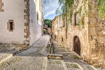 Carrer del Forn (Altafulla, Catalonia)