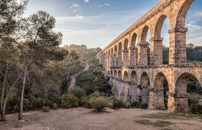 Pont del Diable (Ferreres Aqueduct, Tarragona)