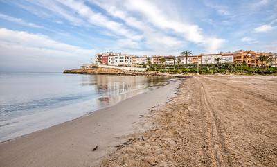 La Palliseta Beach (Roc de Sant Gaieta, Catalonia)