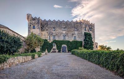 Altafulla Castle (Catalonia)