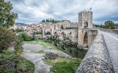 Besalú Medieval Village (Catalonia)