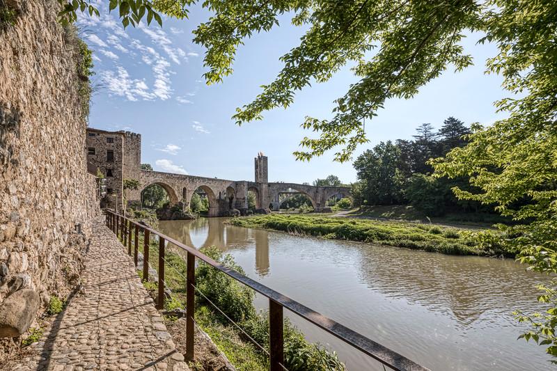 Besalú Medieval Bridge