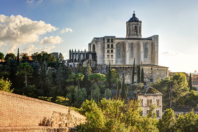 Girona Cathedral (Catalonia)