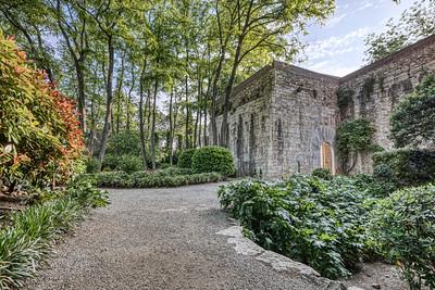 Jardins dels Alemanys (Girona, Catalonia)