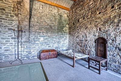 Sant Pere de Casserres, Prior's Dormitory 2 (Catalonia)