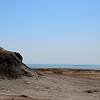 The mud volcanos of Qobustan.