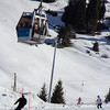 Shymbulak Ski Resort's Gondola Lift System.
