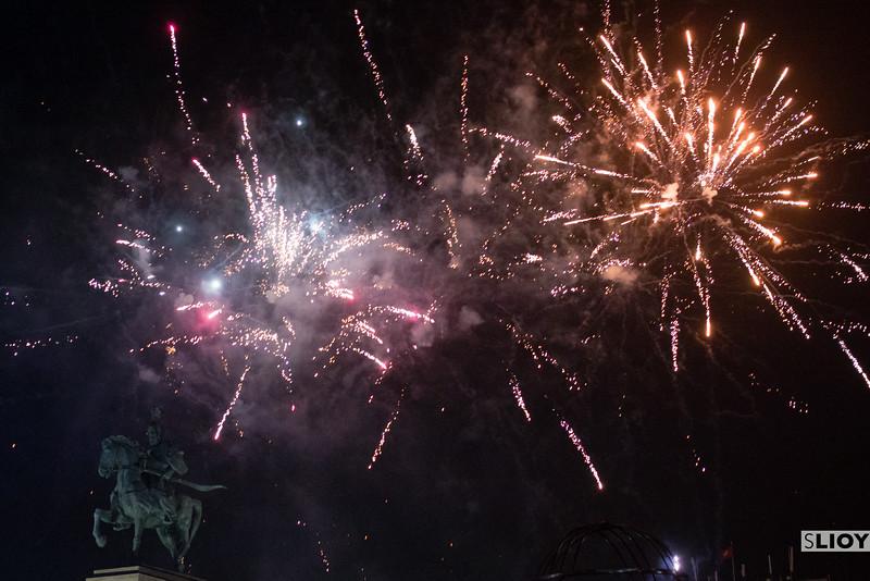 fireworks over ala too square