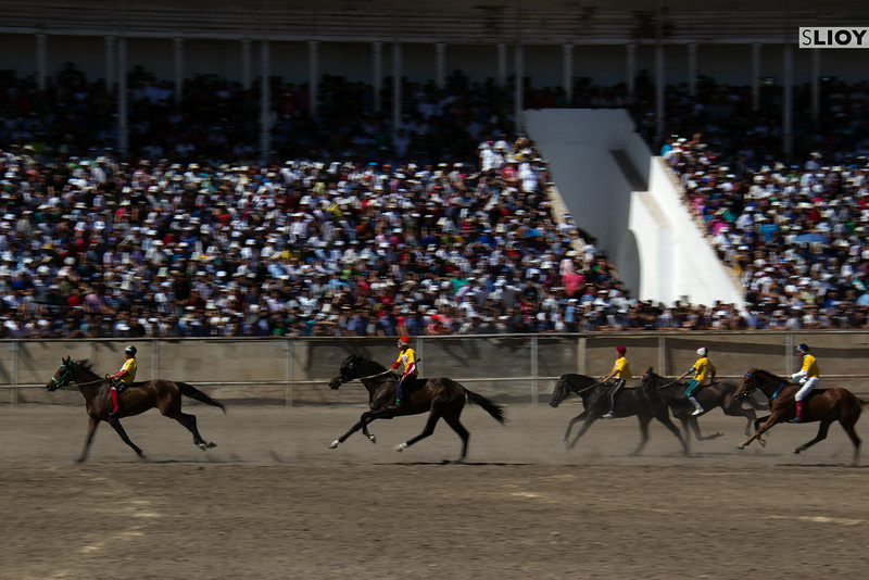 kyrgyzstan independence day horse races