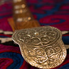 kyrgyz handicrafts belt buckle