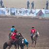 Nooruz horse games at Bishkek's Ak-Kula Hippodrome.