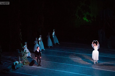 bishkek opera and ballet theater - giselle ballet