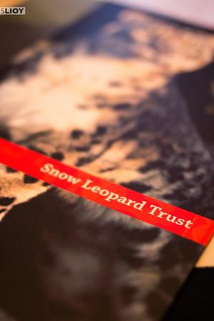 Snow Leopard Trust brochure.