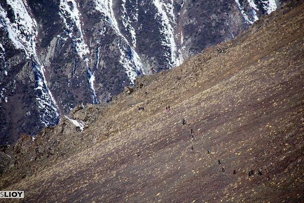 kyrgyzstan climbing festival
