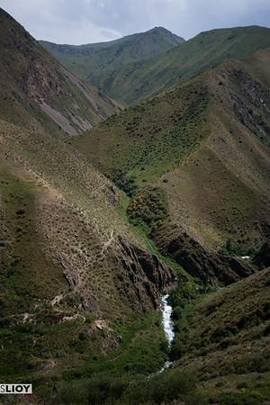 kyrgyzstan's chon kaindy valley