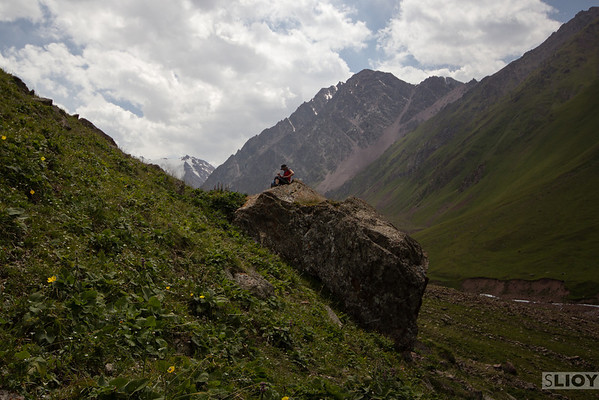 trekking union of kyrgyzstan kol tor trip