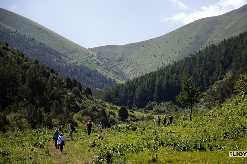 trekking union of kyrgyzstan group trip