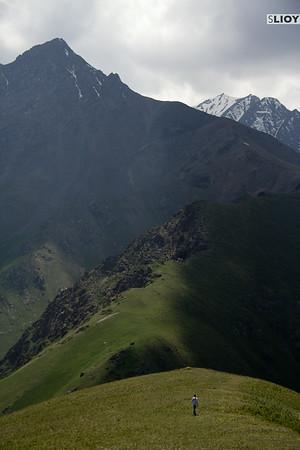 kyrgyzstan's tian shan mountains