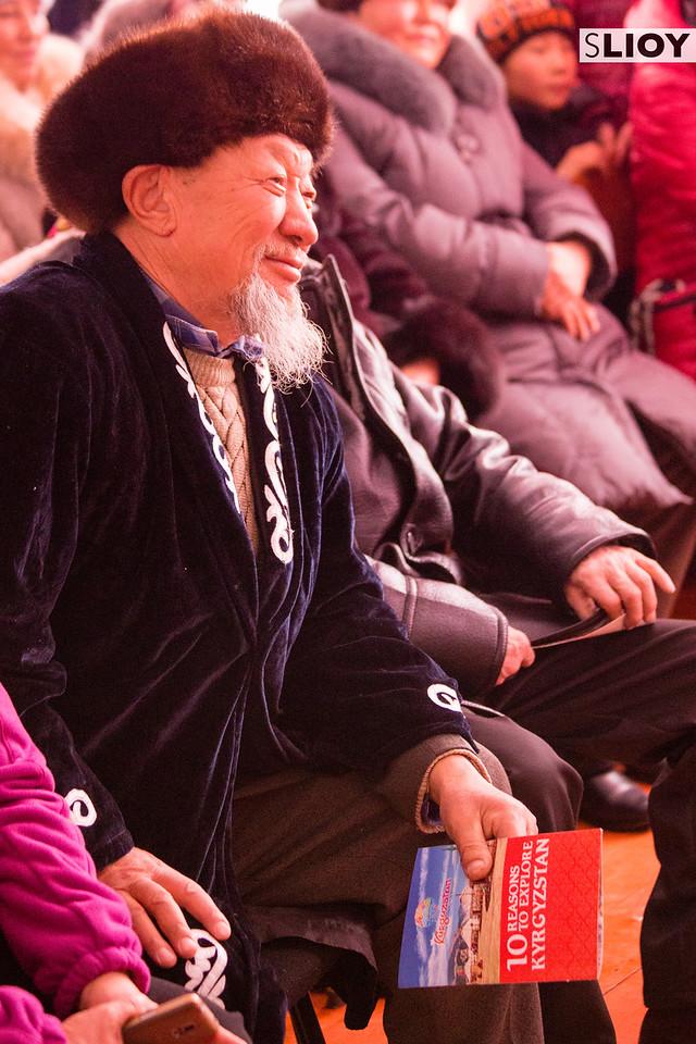 Ak Sakal in Jyrgalan Kyrgyzstan