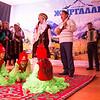 Cultural performance in Jyrgalan Kyrgyzstan