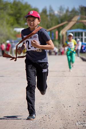 kyrgyzstan fun run event