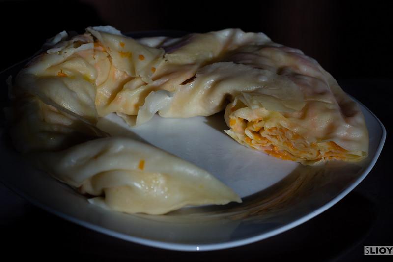 kyrgyzstan food pumpkin oromo
