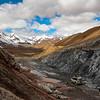 Mountain Pass on the Pamir Highway