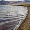 Karakul Lake just off the Pamir Highway