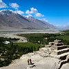 Vrang fire temple in the Tajik Wakhan.
