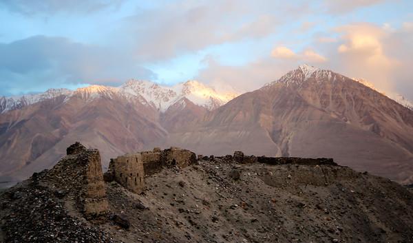 tajikistan yamchun fortress