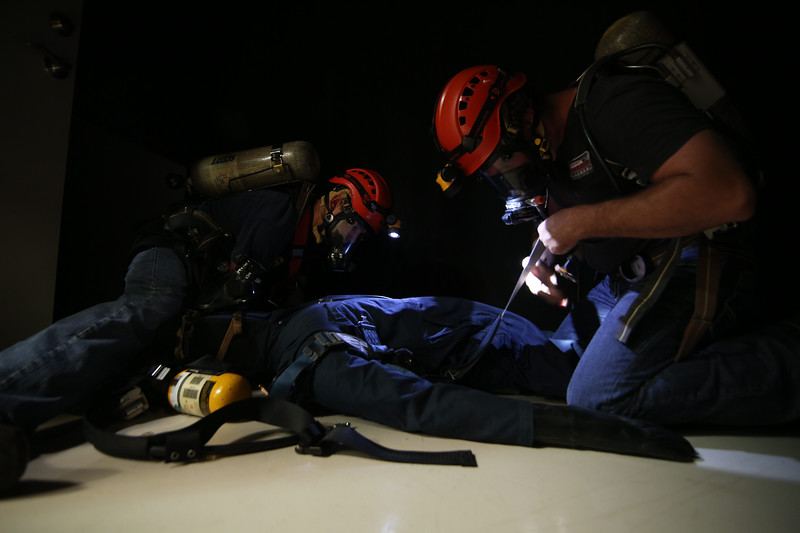 Confined Space Recovery